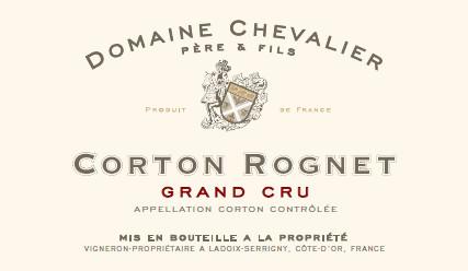 Corton «Le Rognet»