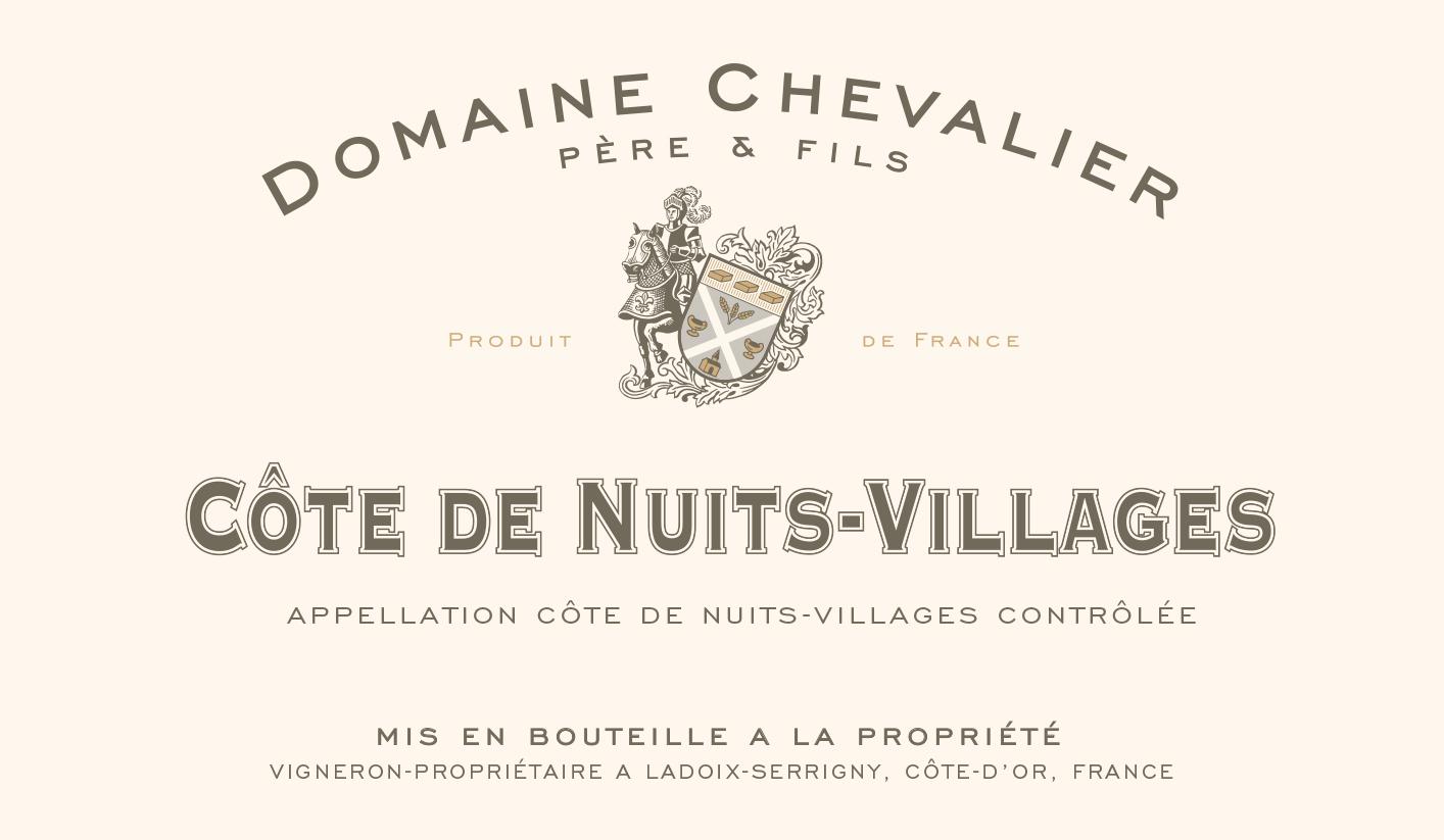 Côte de Nuits Villages