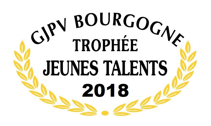 Trophée des Jeunes Talents 2018
